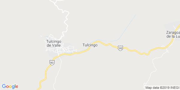 Mapa de TULCINGO