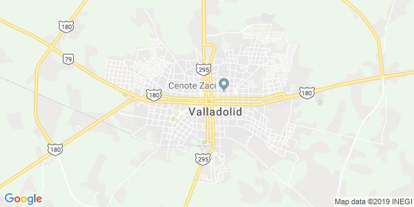 Mapa de VALLADOLID