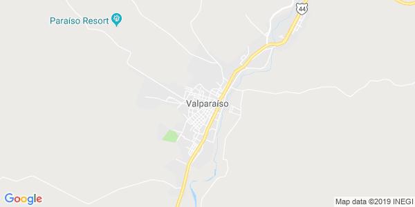 Mapa de VALPARAÍSO