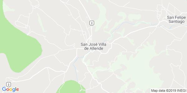 Mapa de VILLA DE ALLENDE