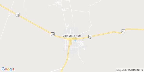 Mapa de VILLA DE ARISTA