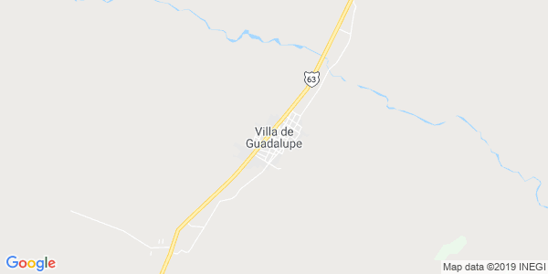 Mapa de VILLA DE GUADALUPE