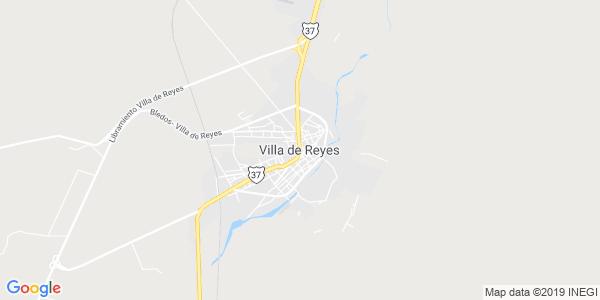 Mapa de VILLA DE REYES