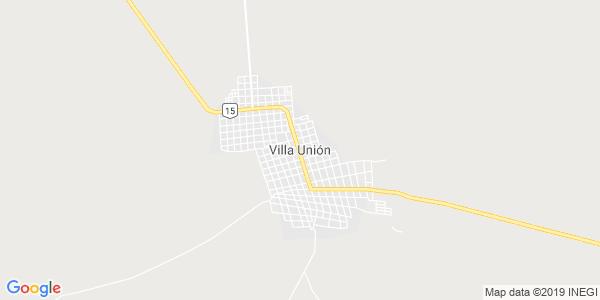 Mapa de VILLA UNION