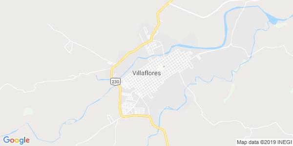 Mapa de VILLAFLORES