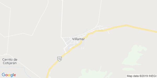 Mapa de VILLAMAR