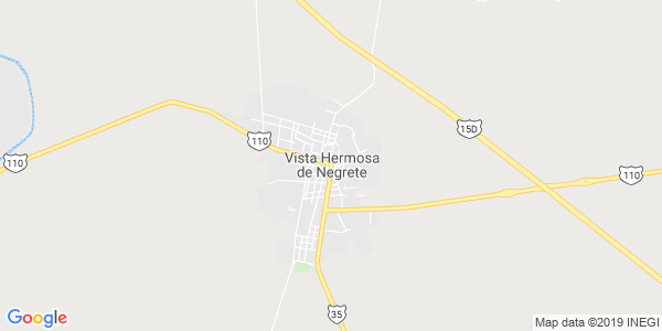 Mapa de VISTA HERMOSA