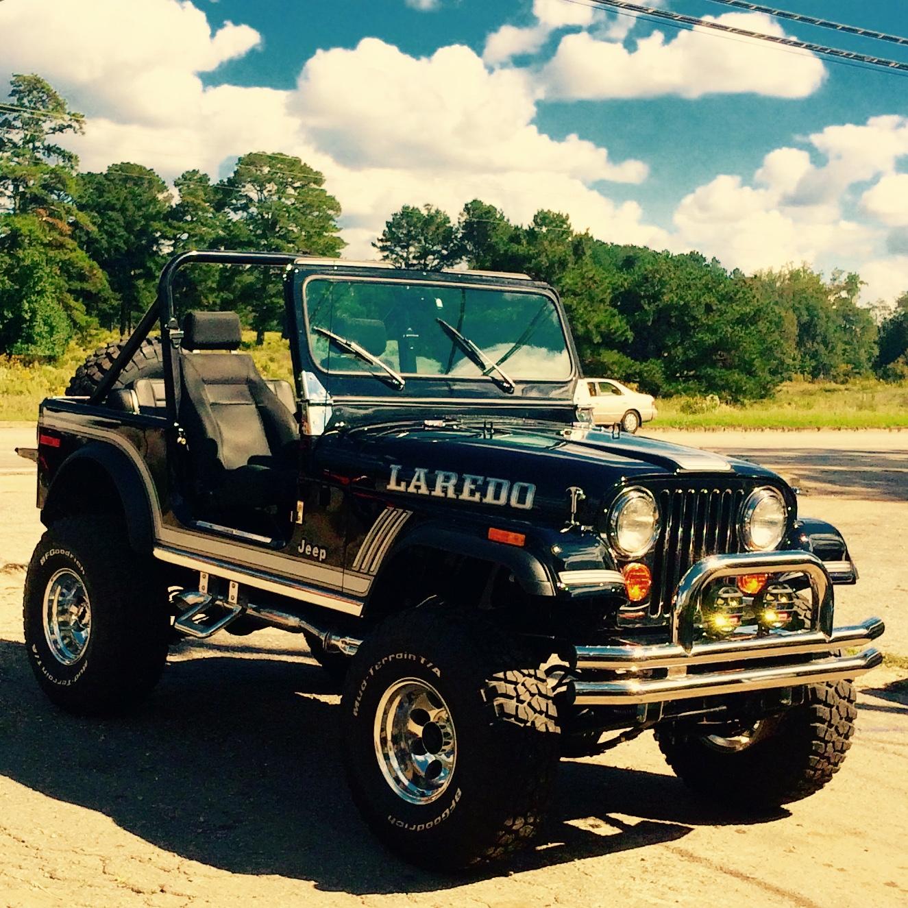 1985 CJ7 Laredo Thumbnail