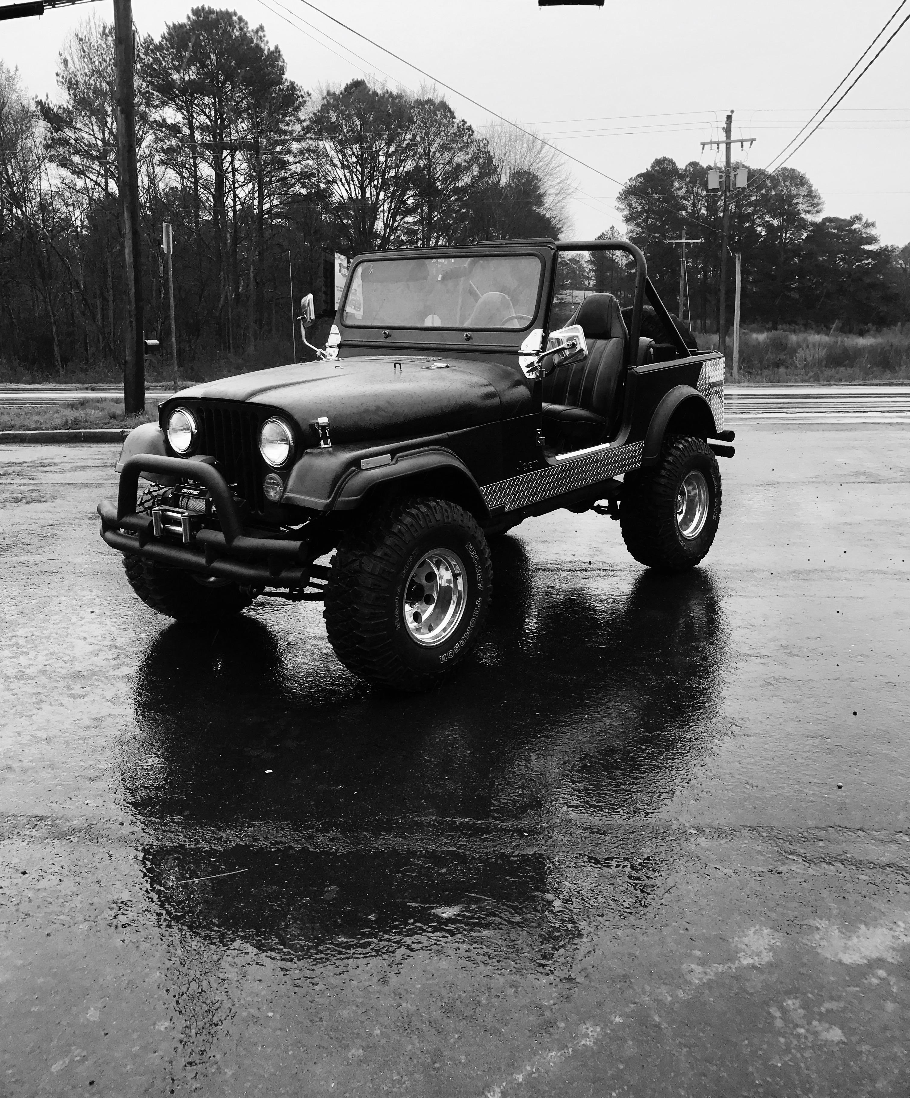 1981 CJ7 - Black Thumbnail