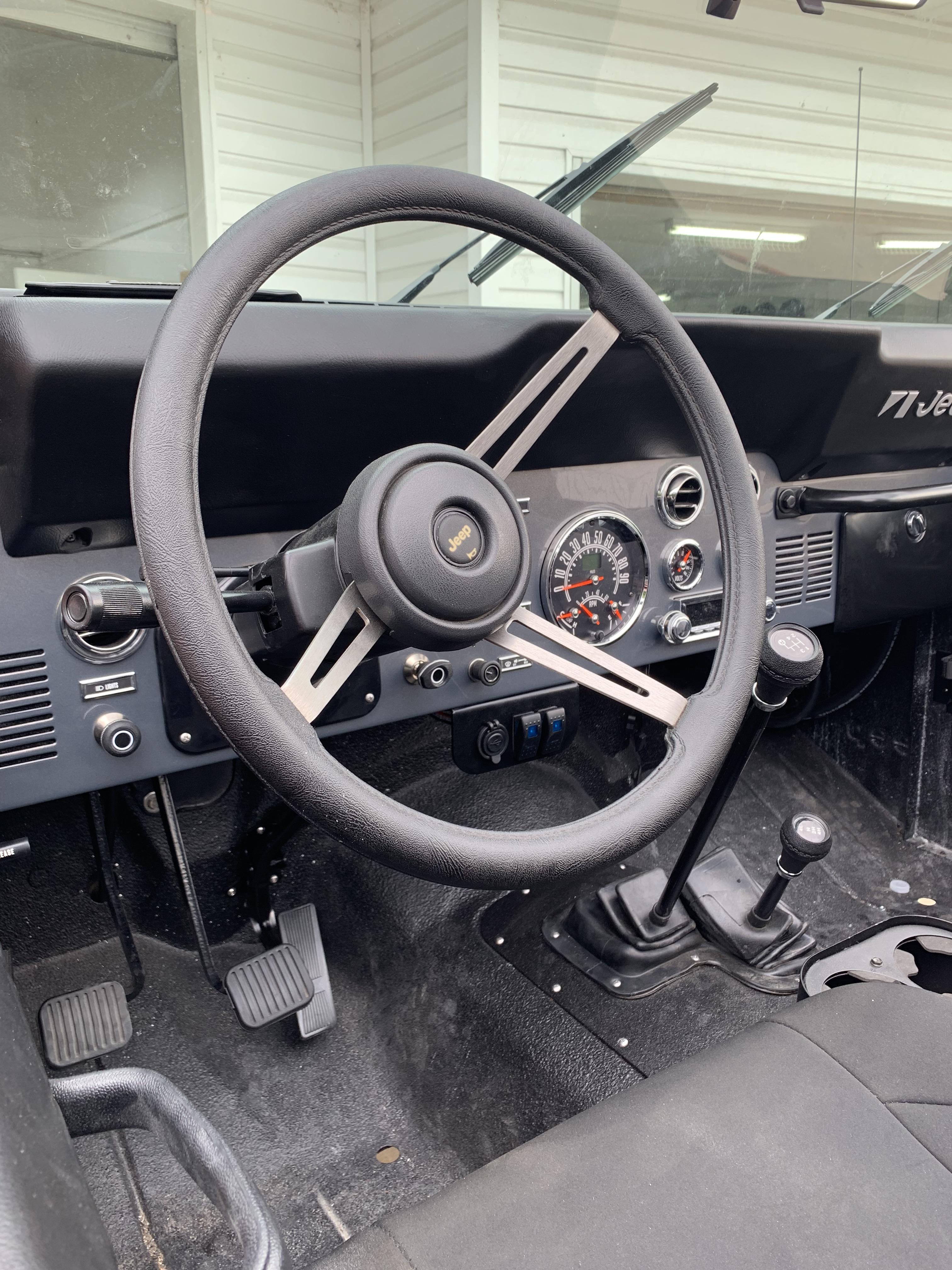 1981 CJ7 Grey Thumbnail