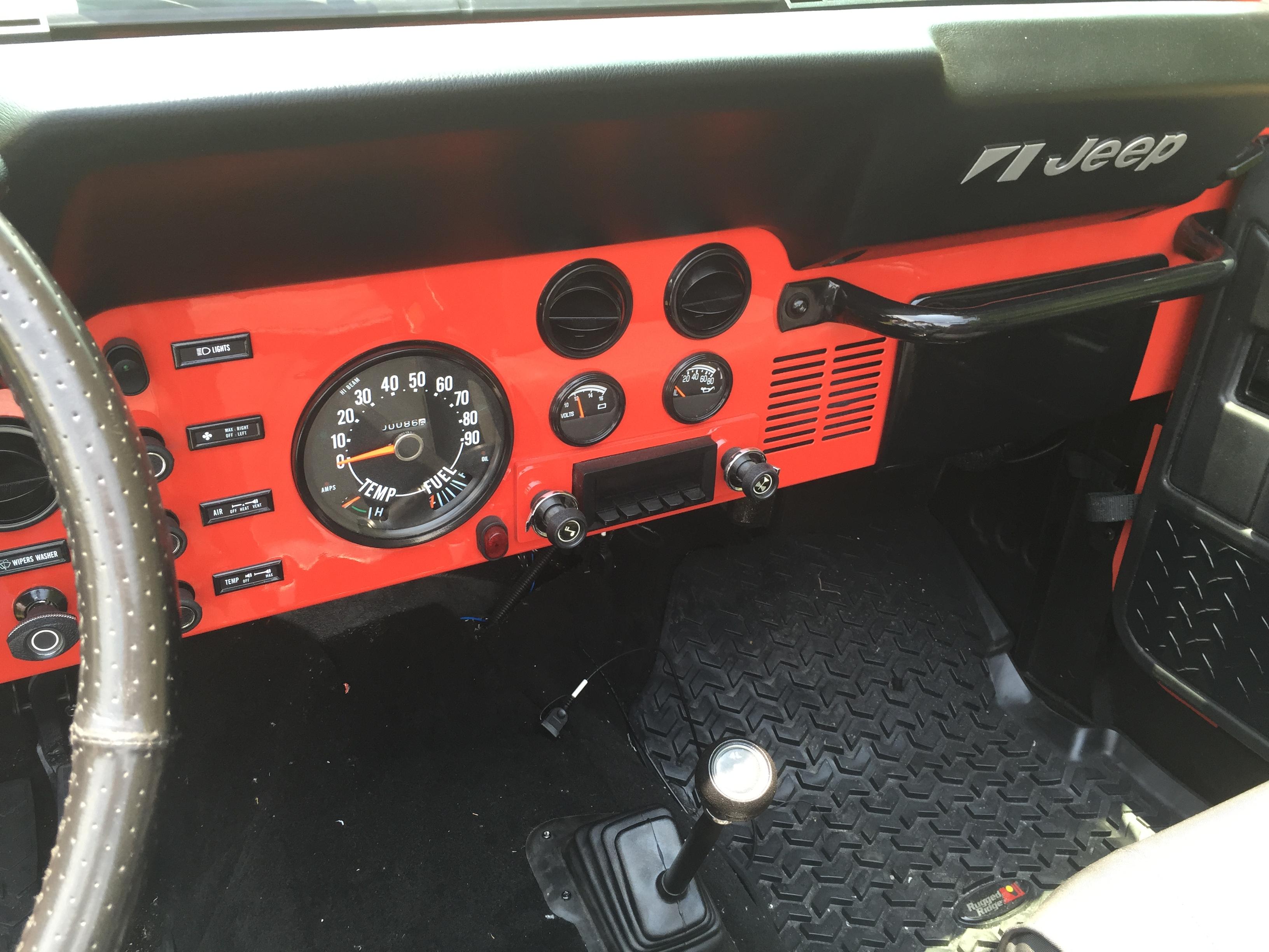 1984 CJ-7 Renegade Thumbnail