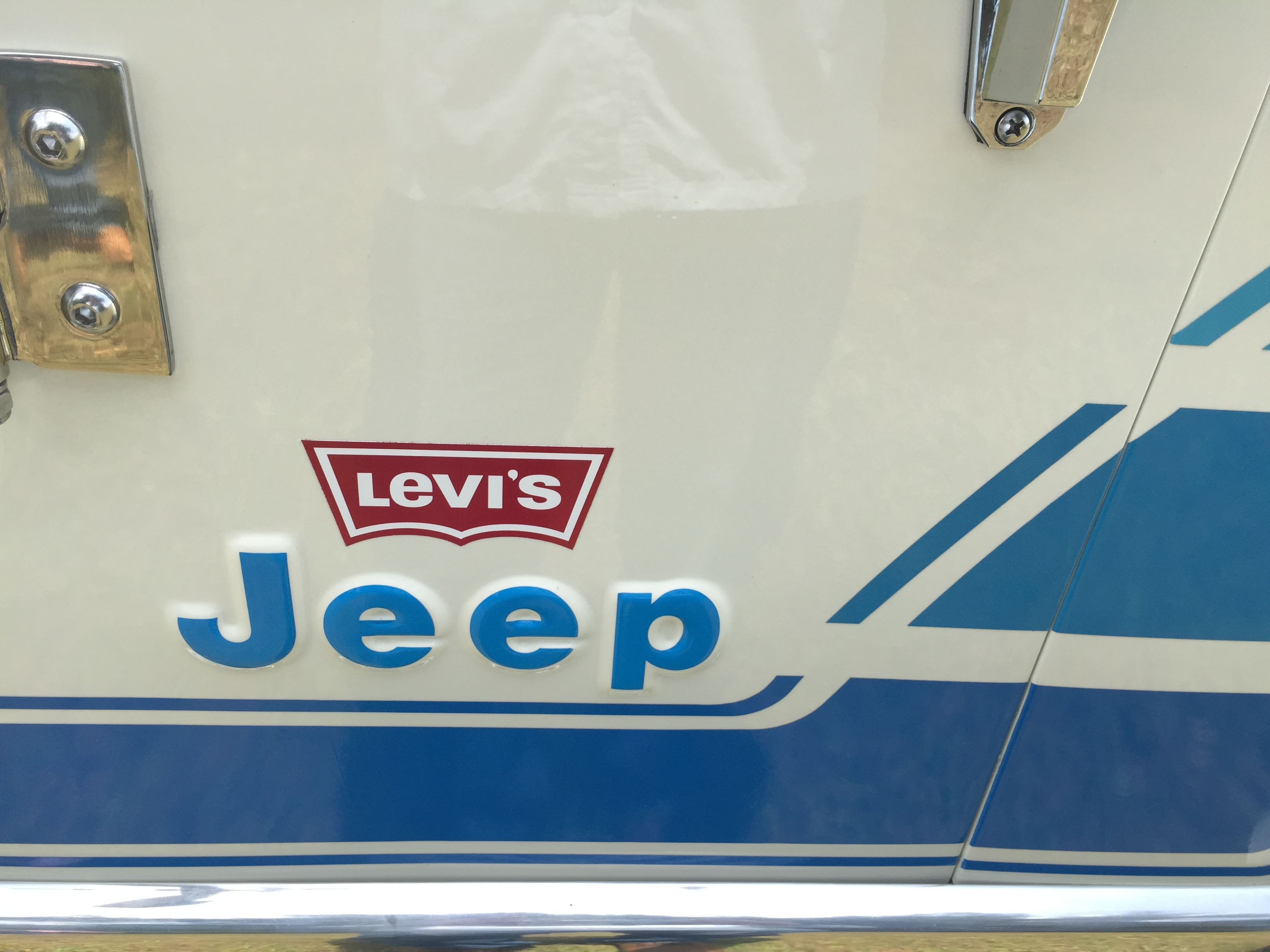 1977 CJ-7 Renegade Levi Edition Thumbnail
