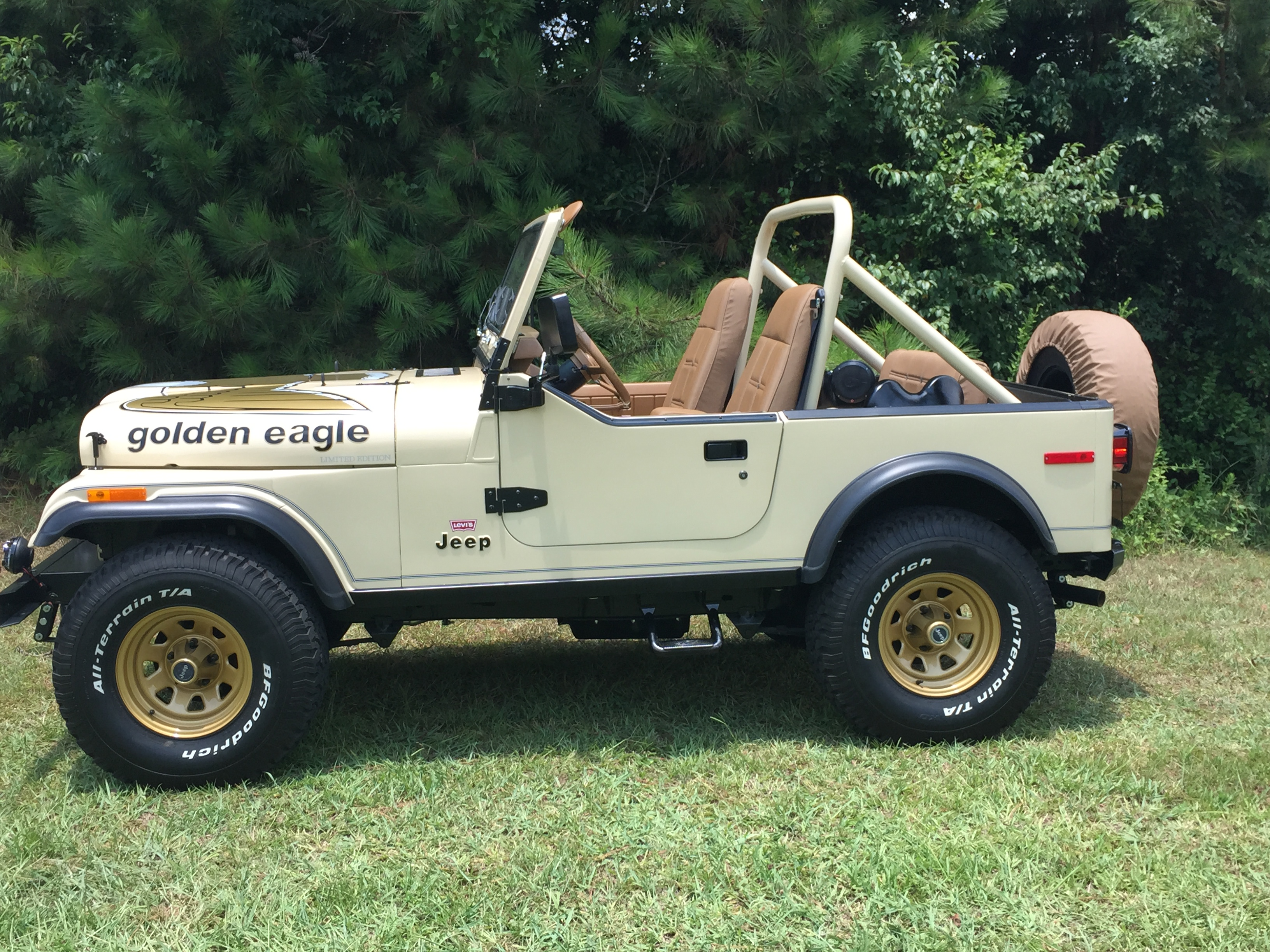 1978 Golden Eagle Levi Limited Edition