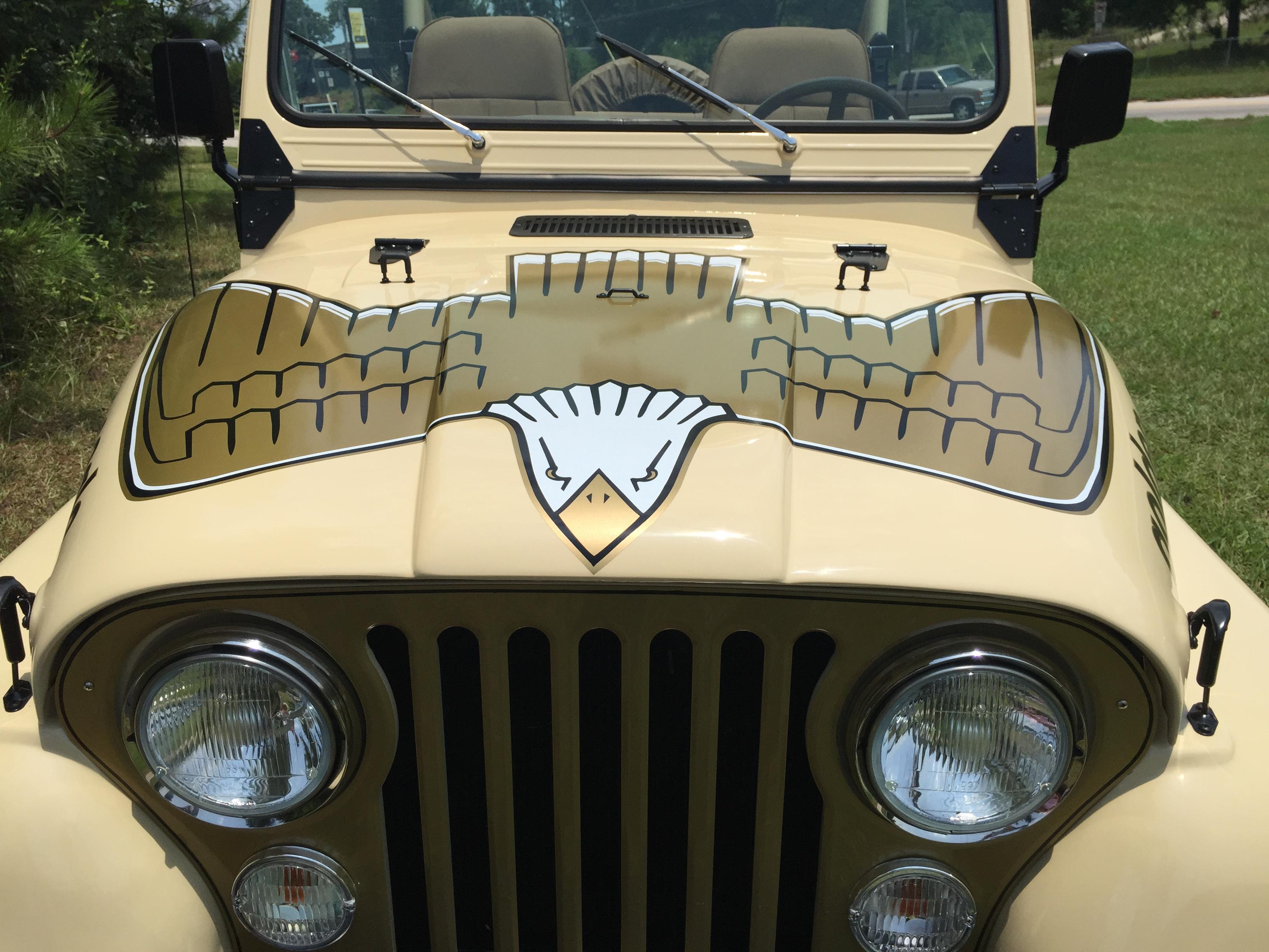 1978 Golden Eagle Levi Limited Edition Thumbnail