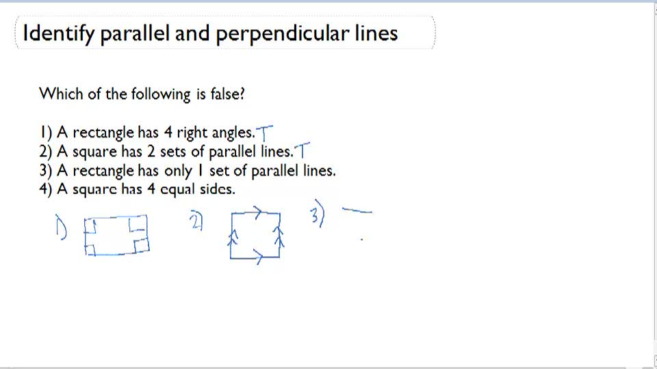 Parallel Lines - Example 5