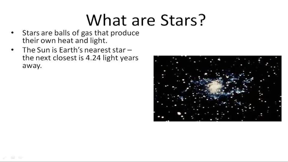 Stars - Example 1