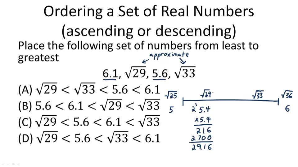axioms of real numbers It is known to be neither provable nor refutable using the axioms of zermelo–fraenkel set  a sequence of real numbers has a limit, which is a real number.