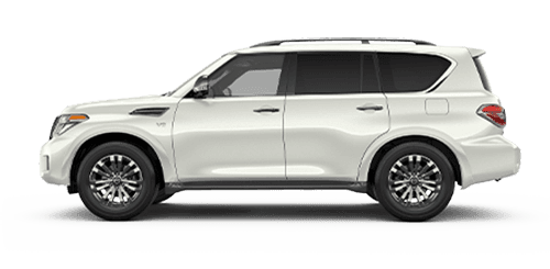 New Nissan Armada at Flagstaff Nissan in Flagstaff, AZ