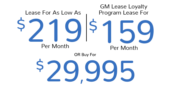 Silverado Lease For As Low As $219 Per Month | GM Lease Loyalty Program Lease For $159 Per Month Or Buy for $29,995