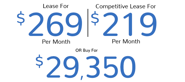 Blazer Lease For $269 Per Month | Competitive Lease for $219 Per Month Or Buy For $29,350