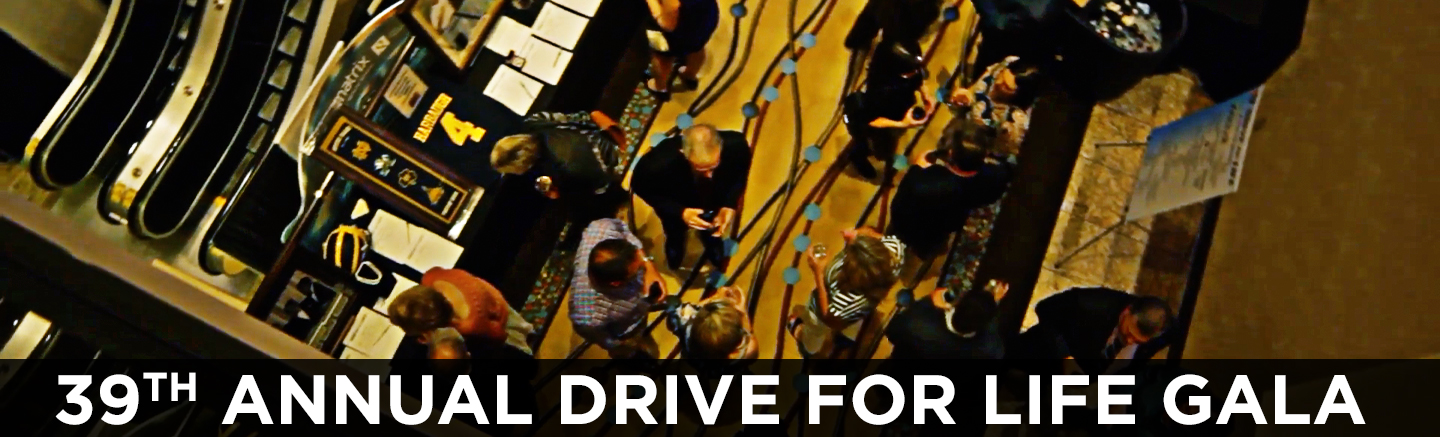 DRIVE FOR LIFE GALA SPEAKERS