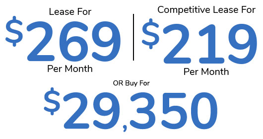 Blazer Lease for $269 per month | #219 per month | Buy for $29,350