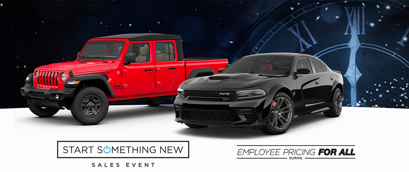 Chrysler Dodge Jeep Ram Offers