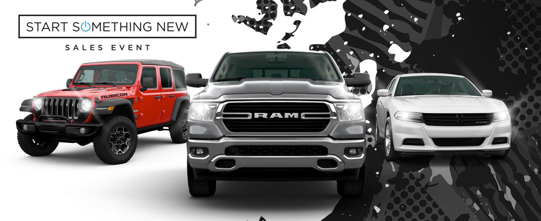Chrysler Dodge Jeep Ram Offers