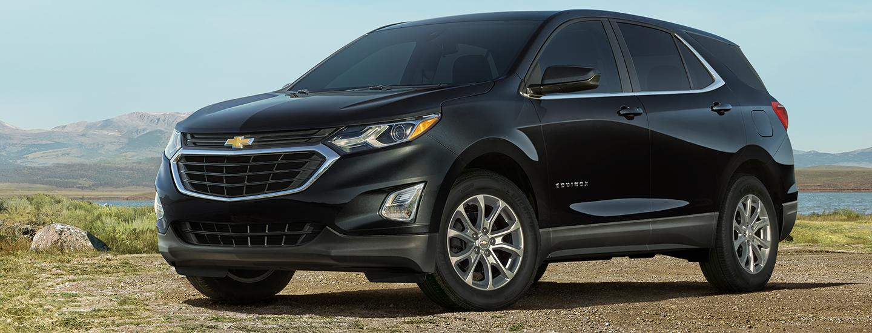 The 2021 Chevrolet Equinox
