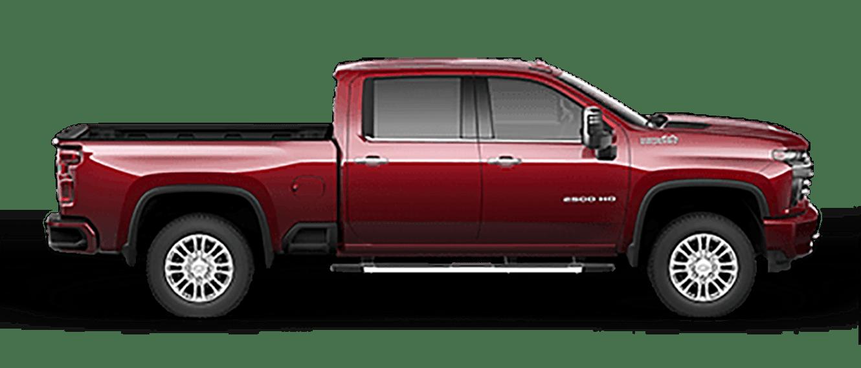 New Silverado 2500 at Spitzer Chevrolet