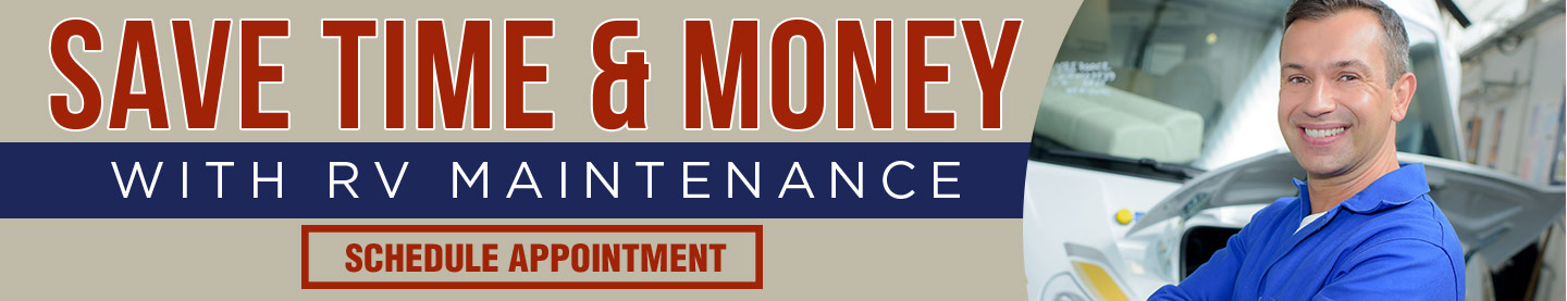 Save Time & Money with RV Maintenance