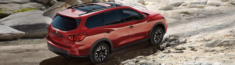 2020 Nissan Pathfinder for sale at Wesley Chapel Nissan