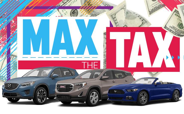 2016 Mazda CX-5 Grand Touring 2018 GMC Terrain SLE 2016 Ford Mustang EcoBoost Premium Coupe