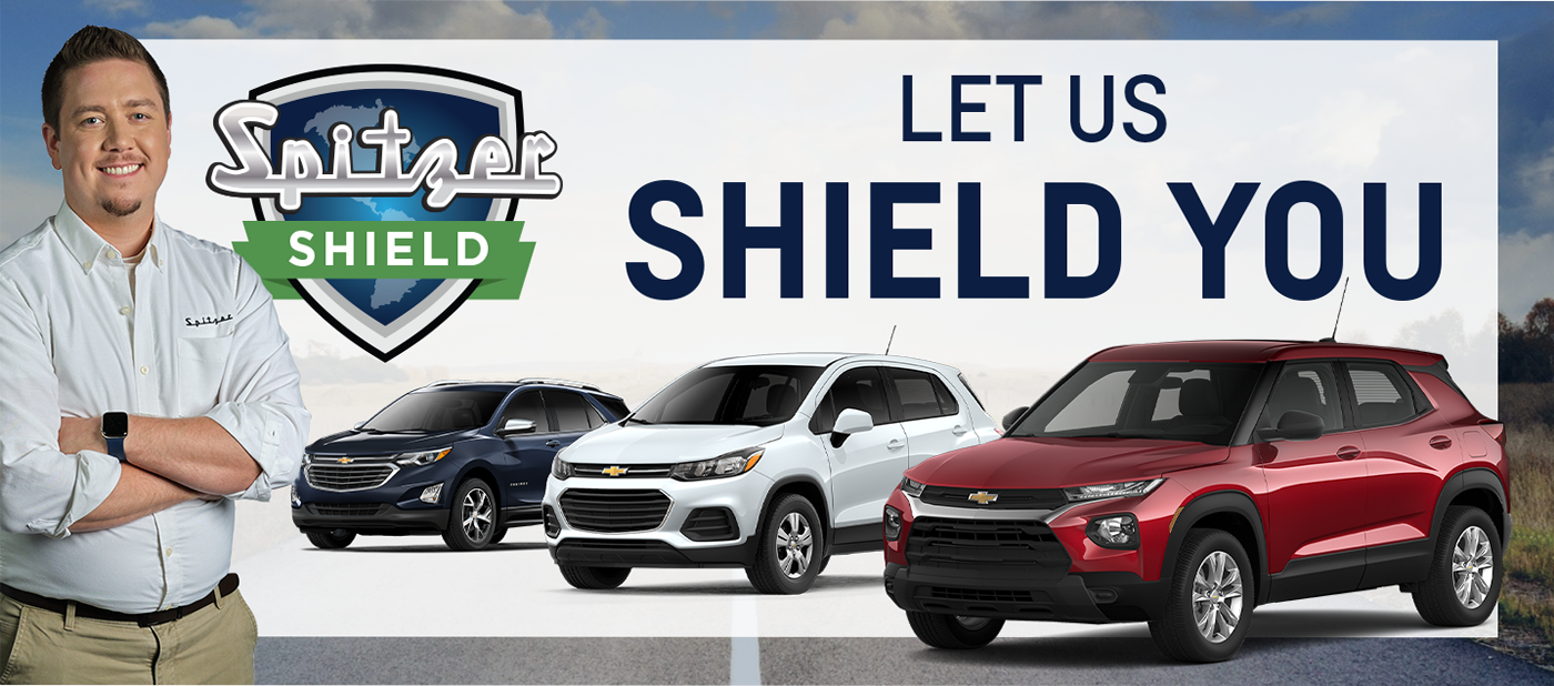 monthly offers and spitzer shield