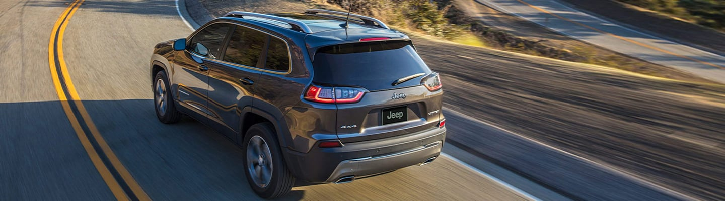 2020 Jeep Cherokee for sale at Spitzer Jeep Dealer in Mansfield Ohio