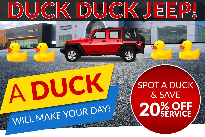 Duck Duck Jeep