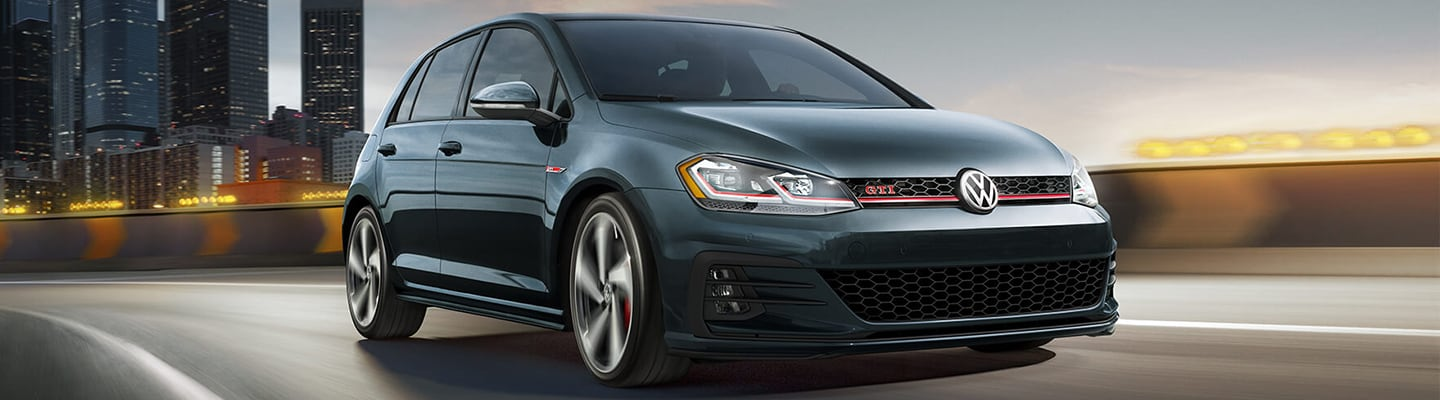 2020 VW Golf GTI for sale at Spitzer VW Amherst Ohio