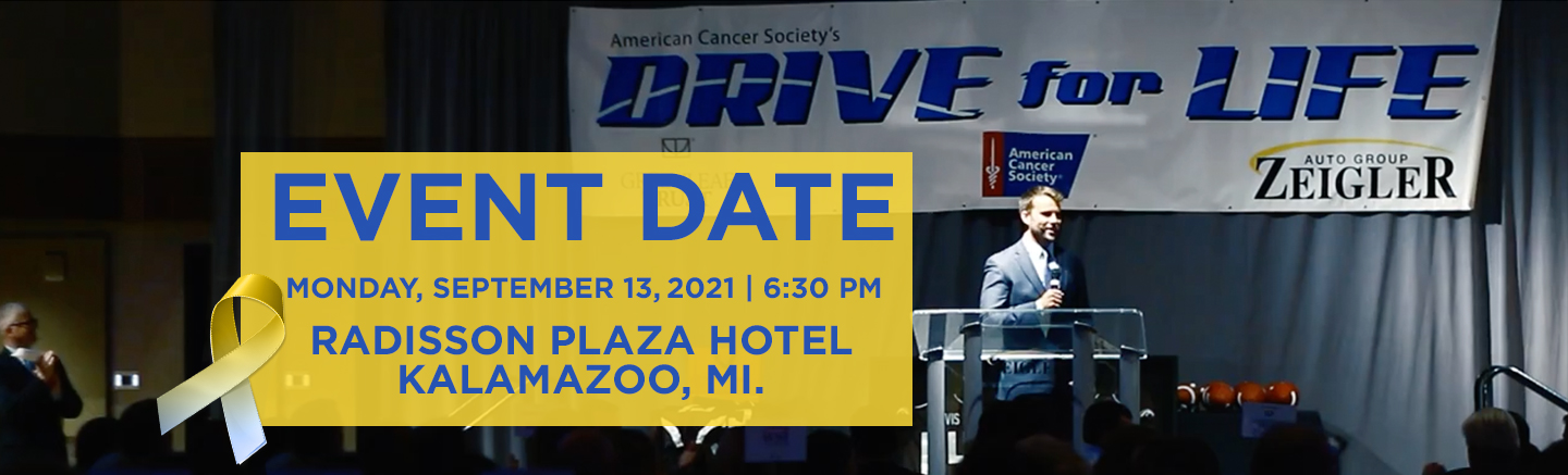 DRIVE FOR LIFE GALA AMERICAN CANCER SOCIETY ZEIGLER AUTOMOTIVE GROUP