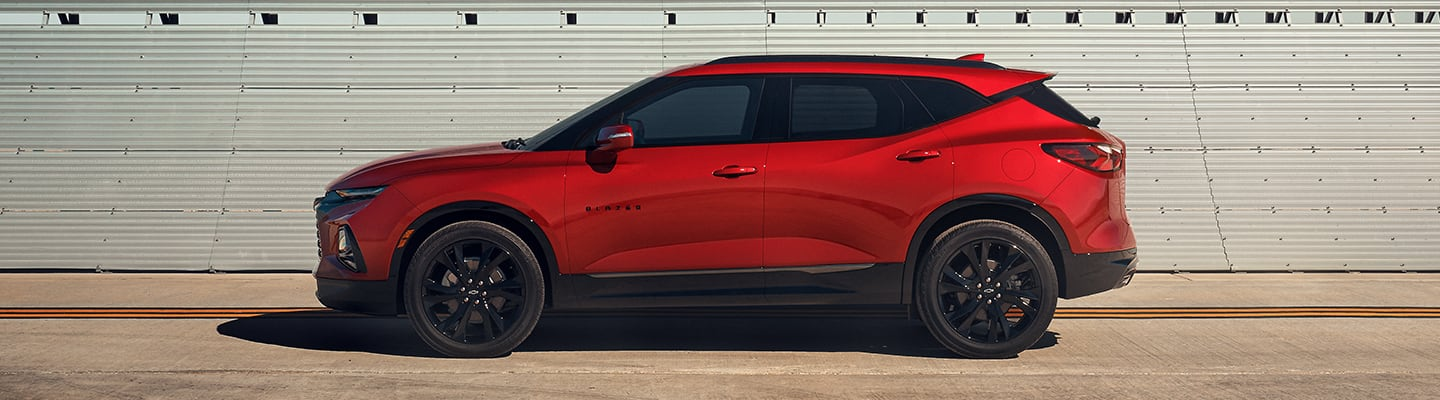 Configurations of the 2020 Chevy Blazer