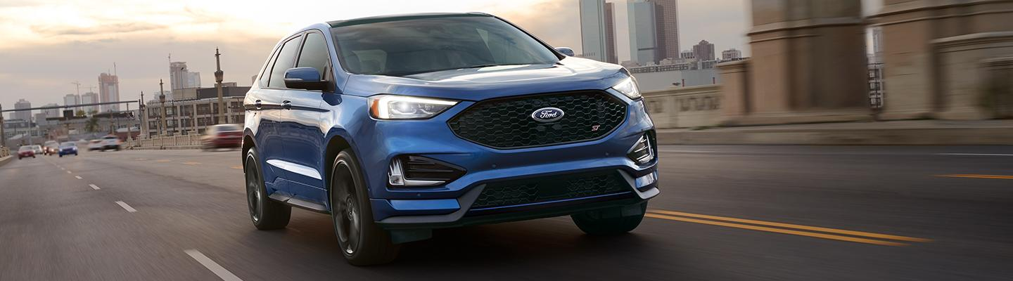 2020 Ford Edge for sale at Marlow Ford in Luray VA