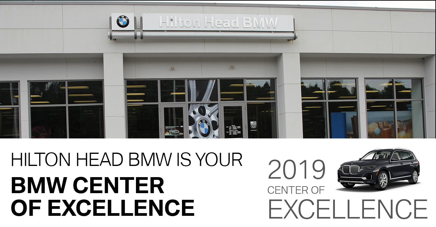 Hilton Head BMW Center Of Excellence