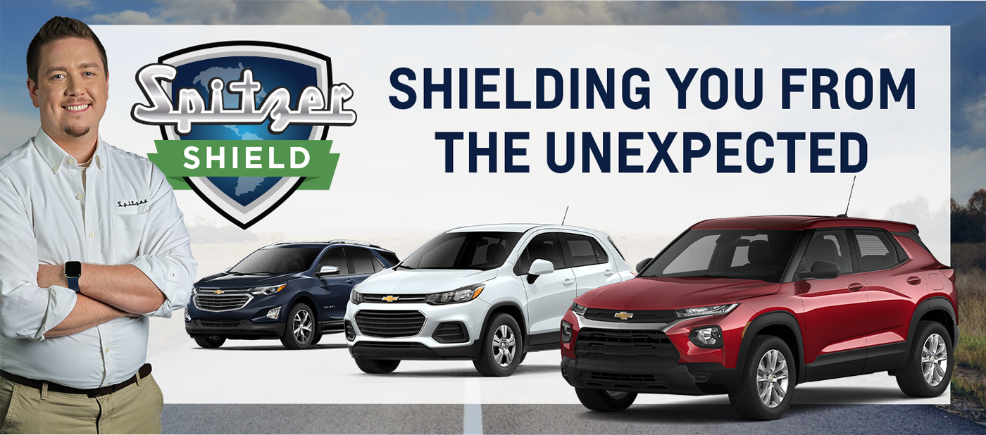 Experience the Spitzer Shield on Cars & SUV