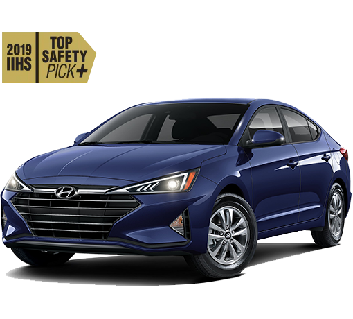 2019 IIHS Top Safety Pick +