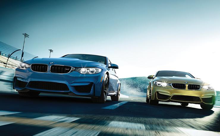 Select 2016-2018 BMW Models