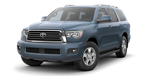 New Toyota Sequoia at Toyota of Rock Hill near Fort Mill