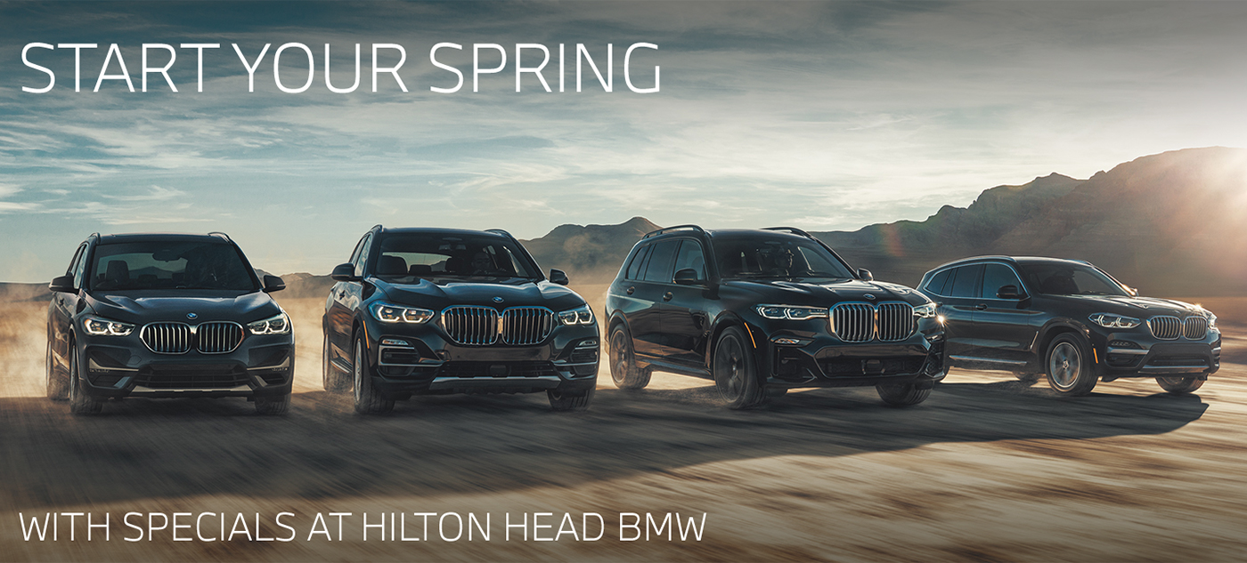 Special Offers On New BMW's For Sale At Hilton Head BMW in Hilton Head, SC