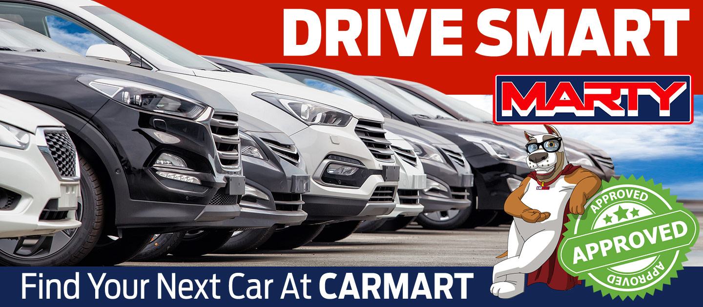 Drive Smart - Find your next car at CarMart