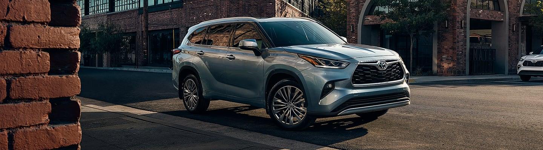 2020 Toyota Highlander for sale at Spitzer Toyota Monroeville Pa.