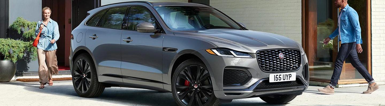 Jaguar line up