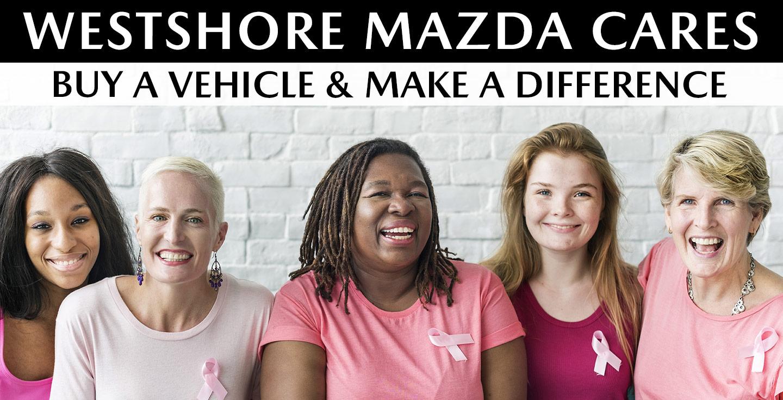 Westshore Mazda Cares